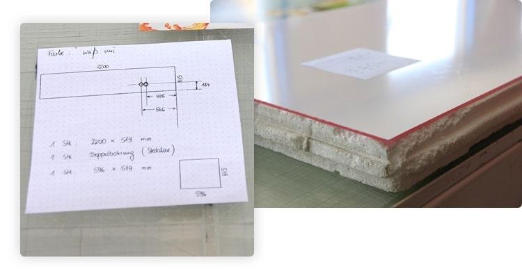 Montage - Montageanleitung sowie Bohranleitung für ...
