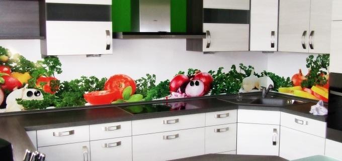 Bestelloptionen unserer Küchenrückwändend