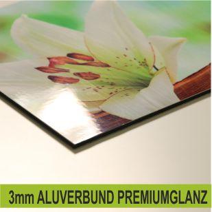 Küchenrückwand 3mm Aluverbund Oberfläche Premiumglanz
